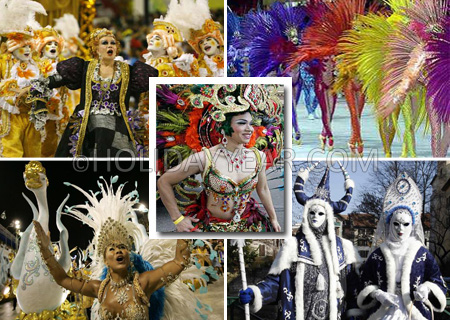 Carnival or Mardi Gras