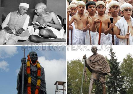Gandhi Jayanti(Mahatma Gandhiji birthday)