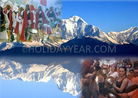 Navabarsha (Nepalese New Year Day)