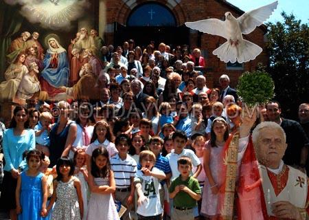 Pentecost / Whit Sunday