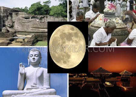 Full Moon Poya Day