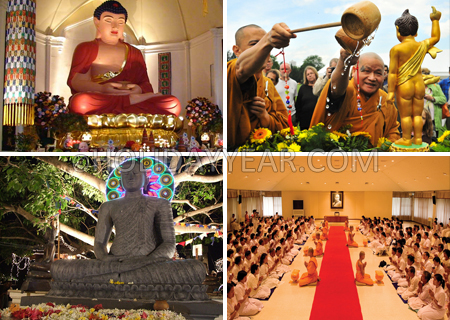 Buddha Birthday (Vesak)