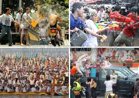 Water Festival (Maha Thingyan)